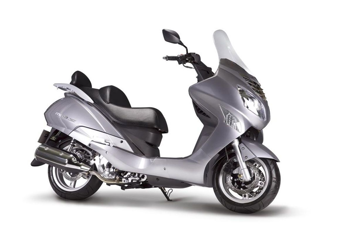 Hyosung Scooter Lineup First Look