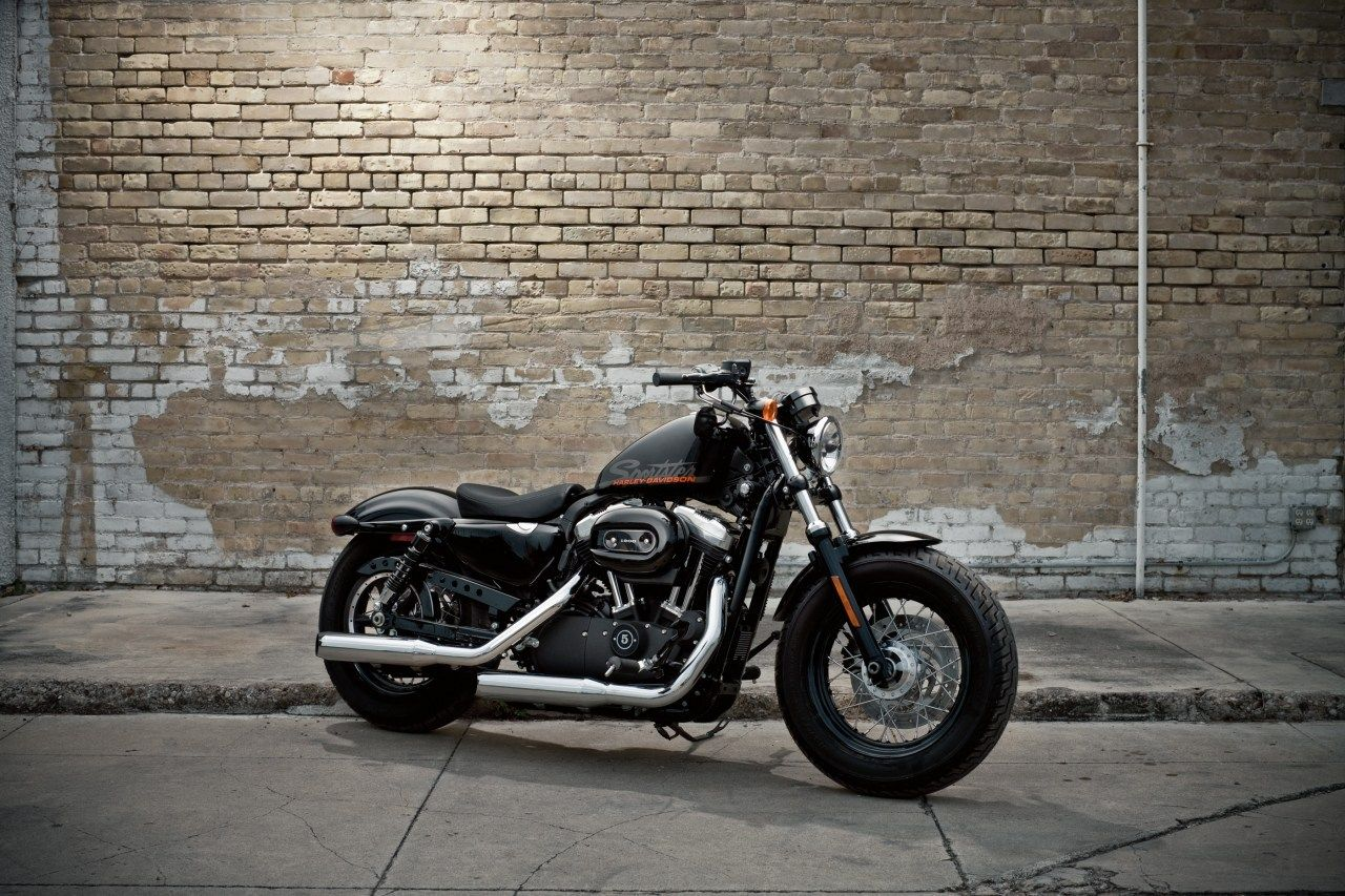 Harley Releases 2010 Sportster Forty-Eight