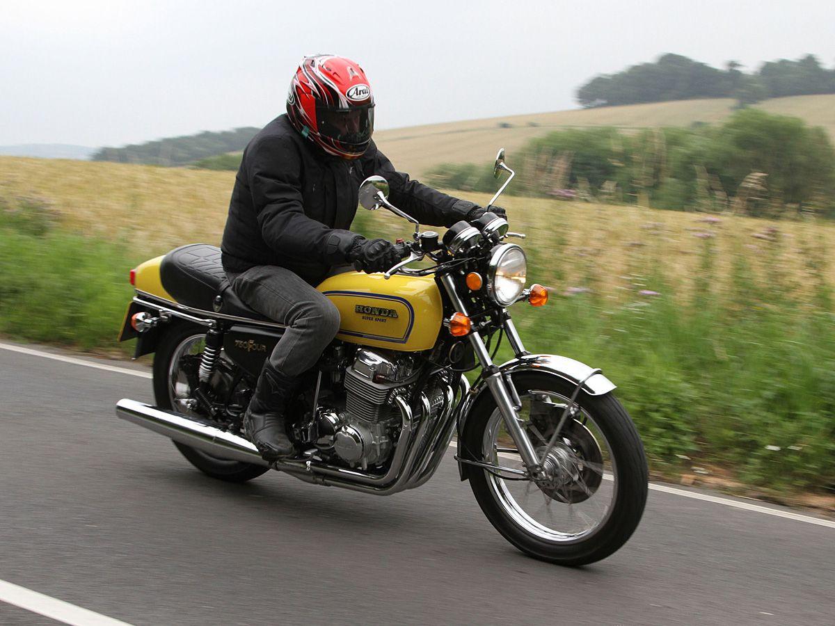 Memorable Motorcycle: Honda CB750 F1