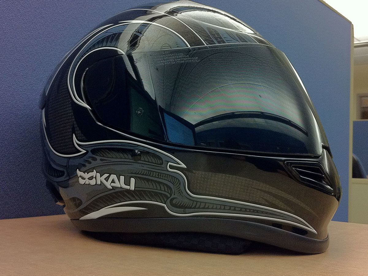 Kali Protectives Naza Carbon Helmet Review