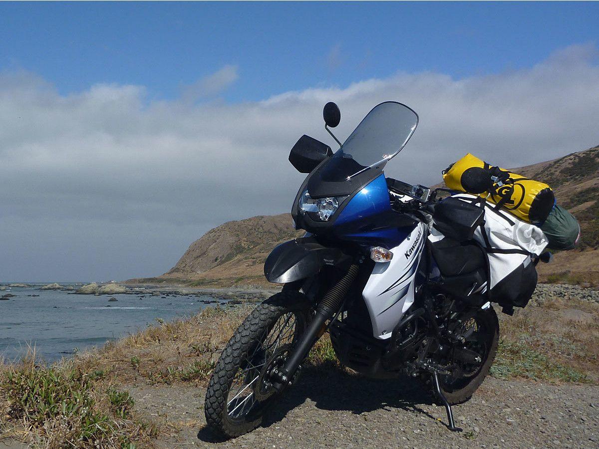 2012 KLR650 Project Bike Part 1