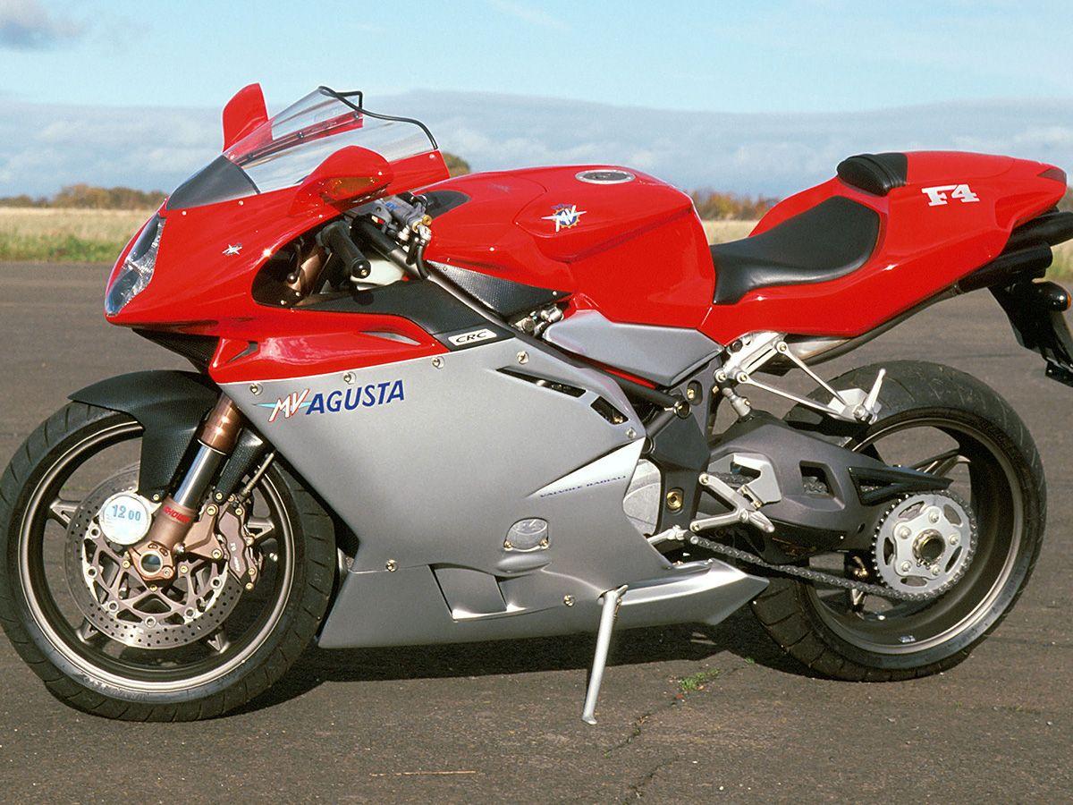 Memorable Motorcycle: MV Agusta F4 750