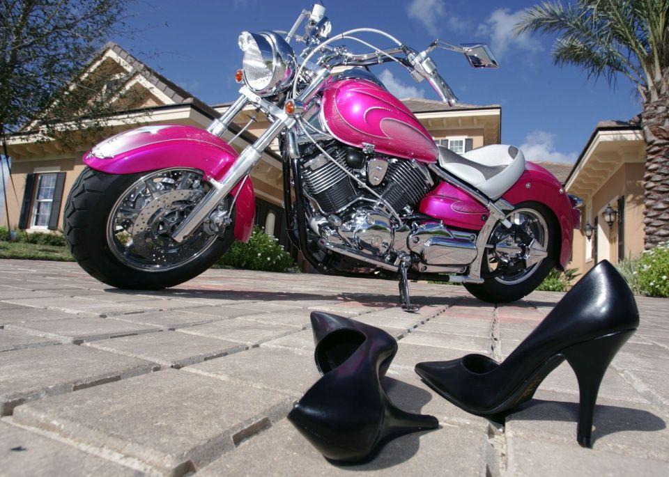 ROAR Motorcycles Built by Women for Women