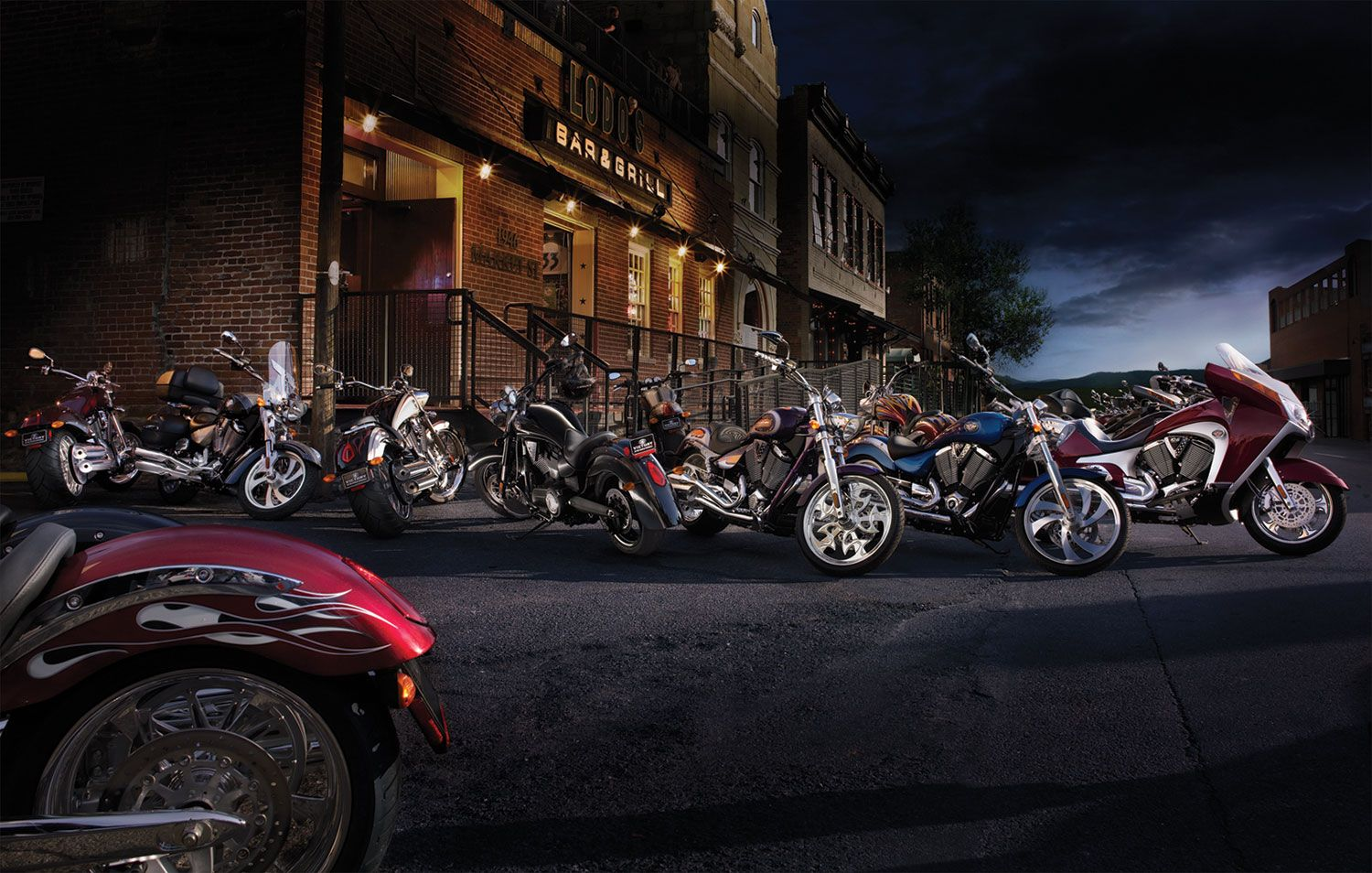 2010 Victory Motorcycles First Look Preview