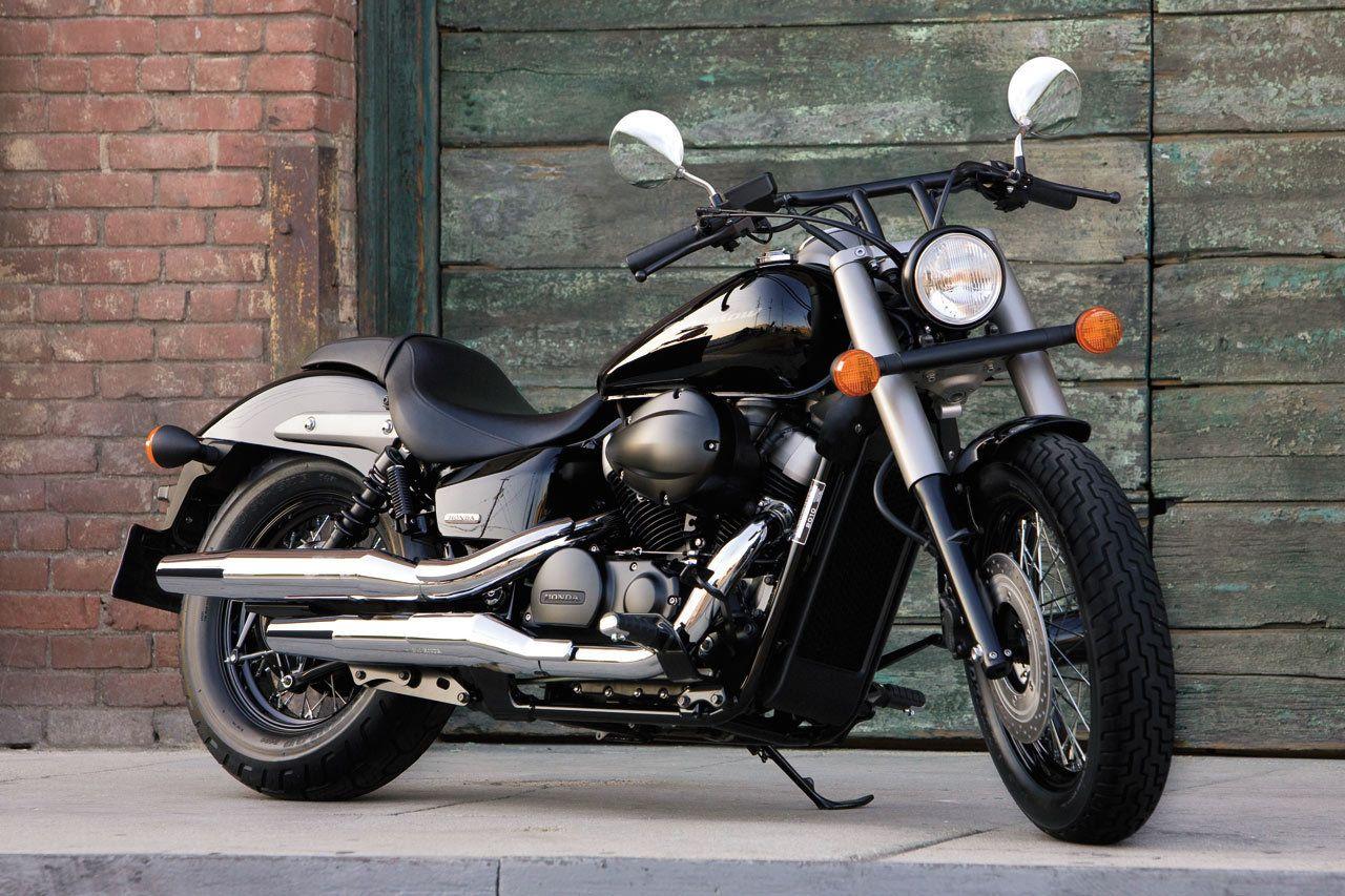 2010 Honda Shadow Phantom Comparison