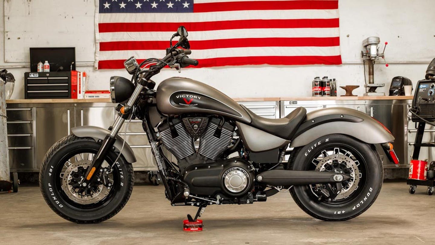 Victory Motorcycles Offers 5 Year Warranty