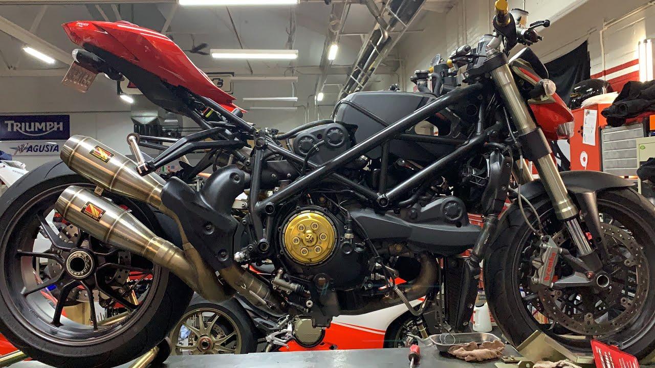 Ducati North America Technical Training