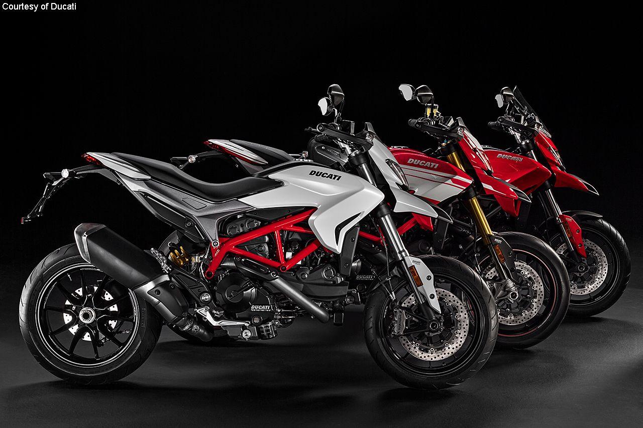2016 Ducati Hypermotard 939 & Hyperstrada 939 First Look