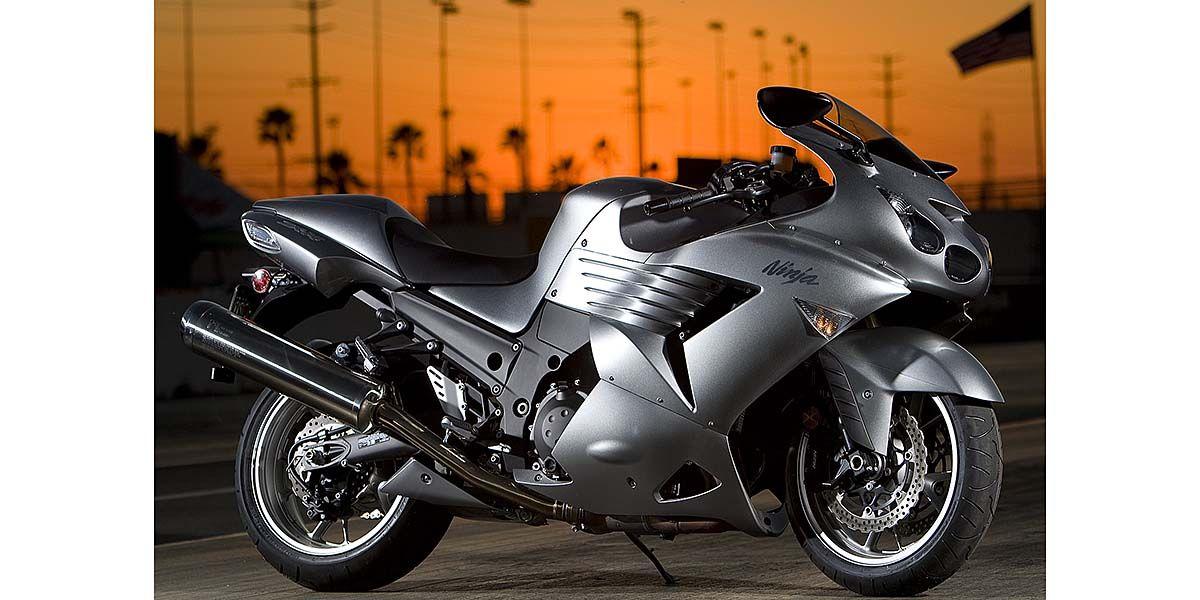 2008 Kawasaki ZX-14 First Ride