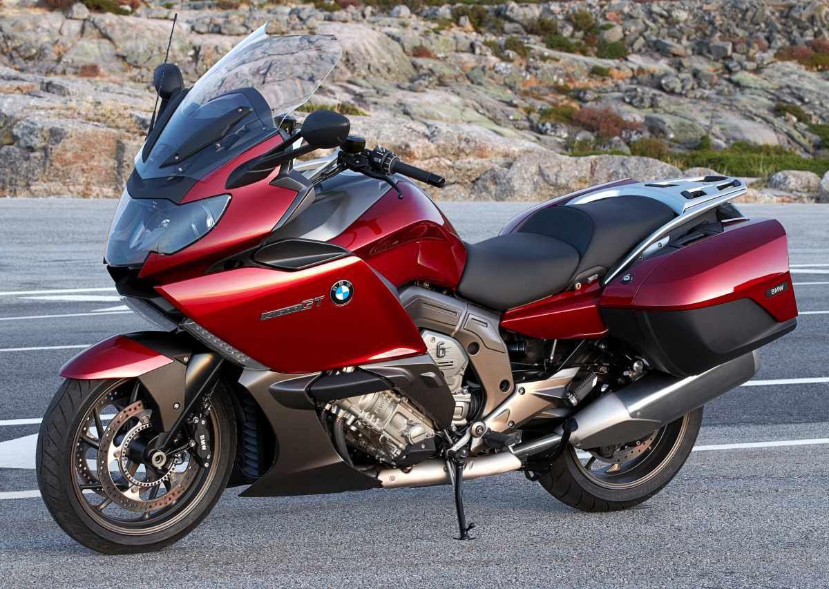 2012 BMW K1600GT First Ride