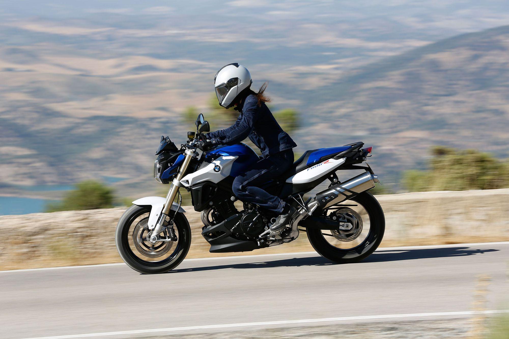 2011 BMW F800R Comparison Review