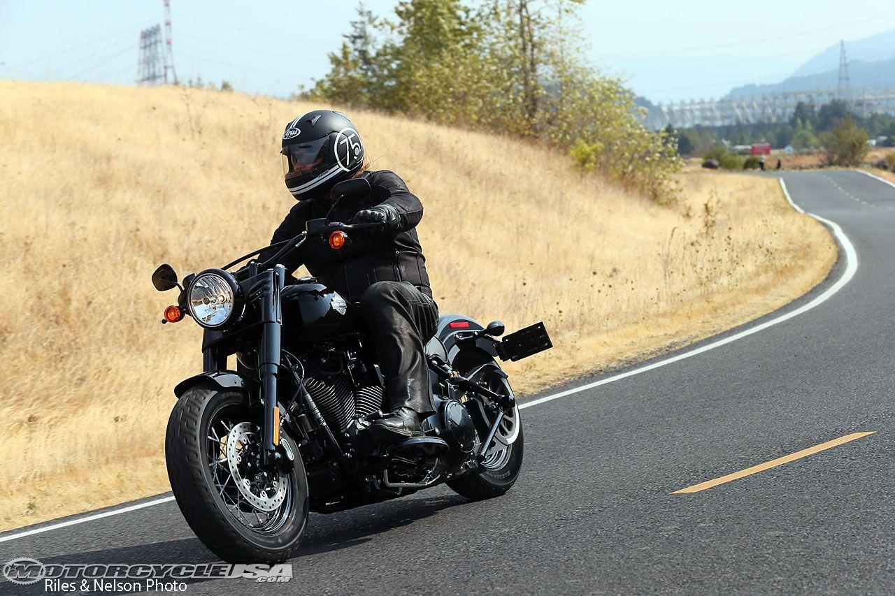 2016 Harley-Davidson Softail Slim S Dyno Results on Countersteer
