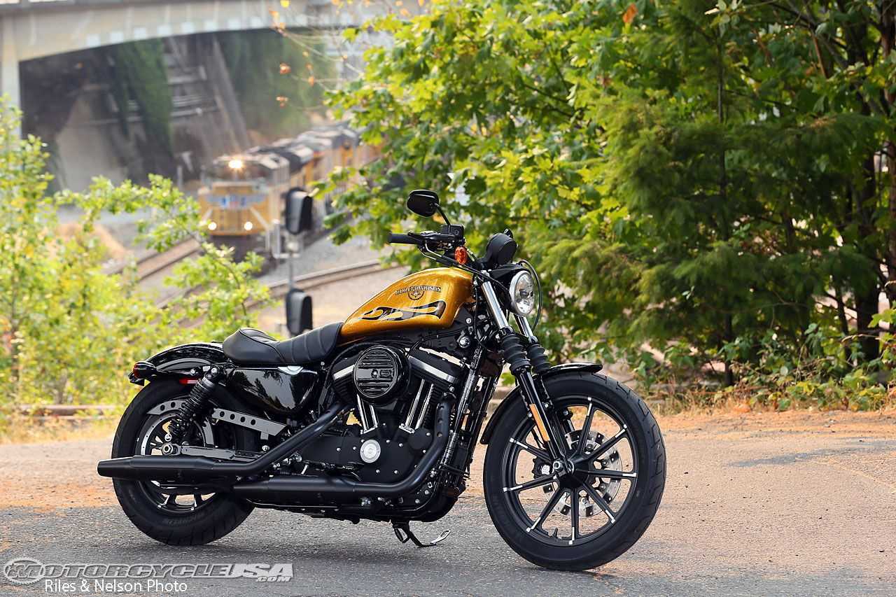 Review: 2016 Harley-Davidson Sportster's Upgraded Suspension