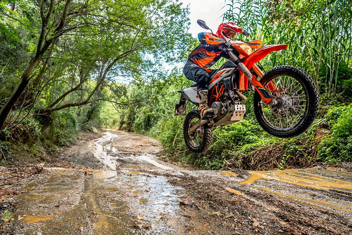 KTM Motorcycle History