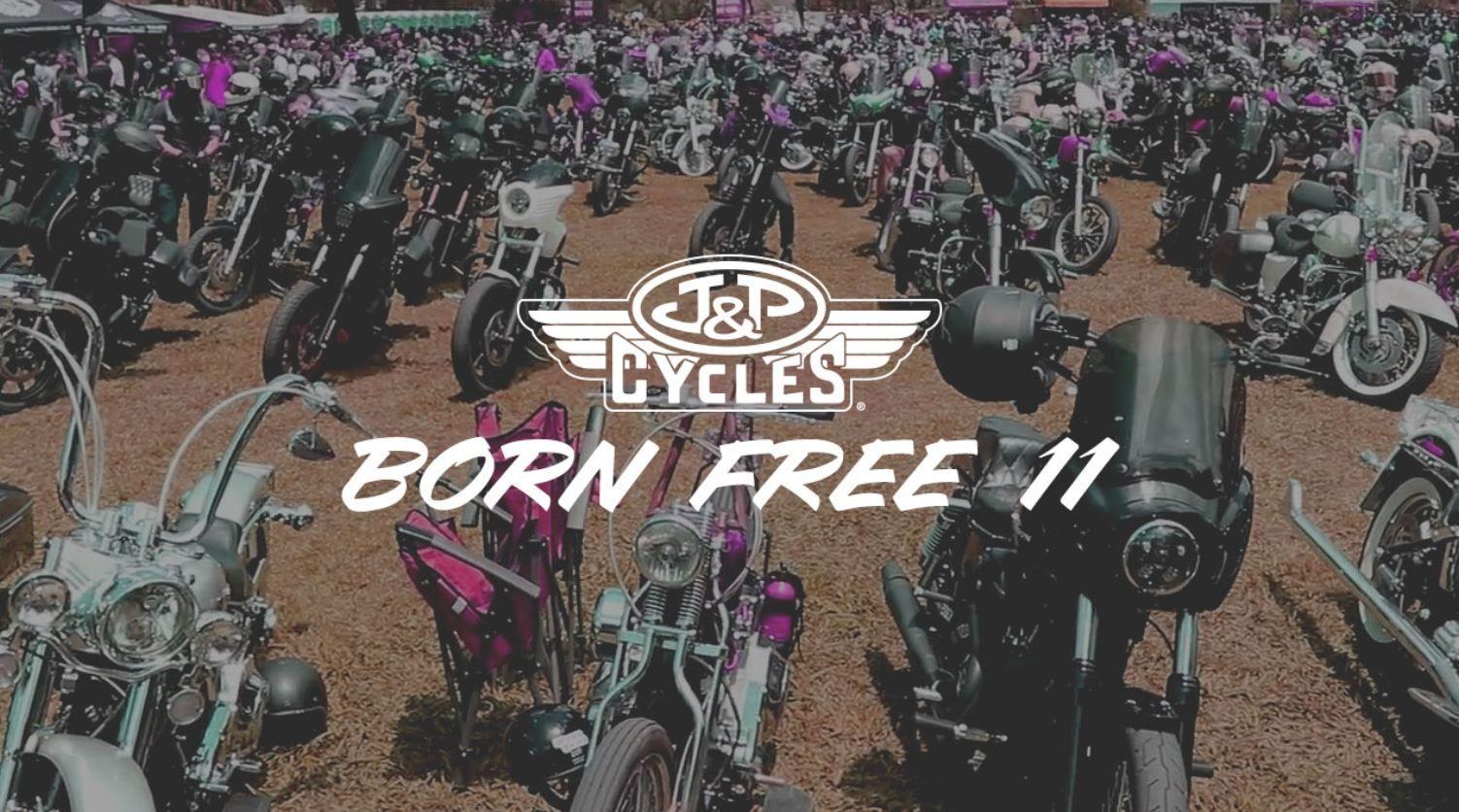 Born Free 11 : Maximum Chopper
