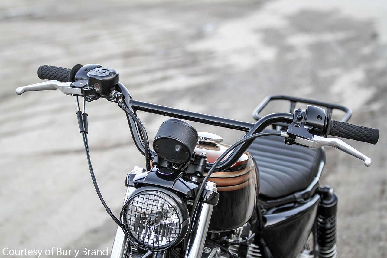 How To Measure for the Right Motorcycle Handlebars