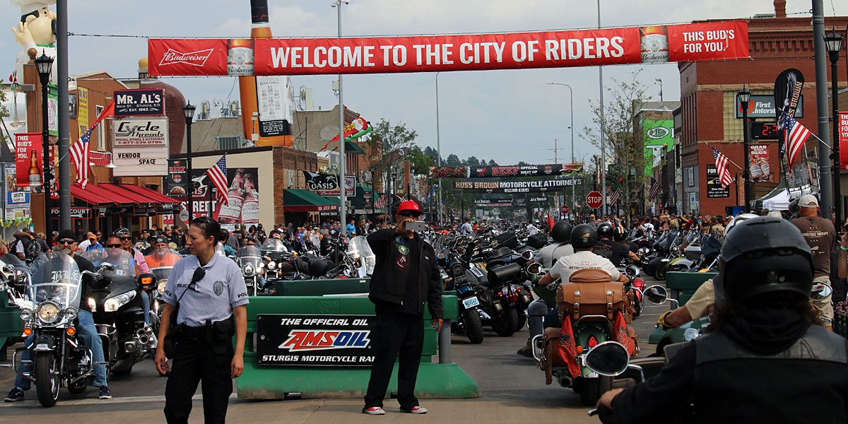 10 Things First-Timers Must Do at the Sturgis Rally
