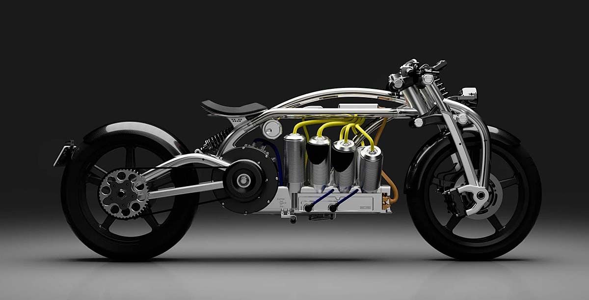 An Electric V8? Curtiss Motorcycles Continues to Think Out-of-the-Box
