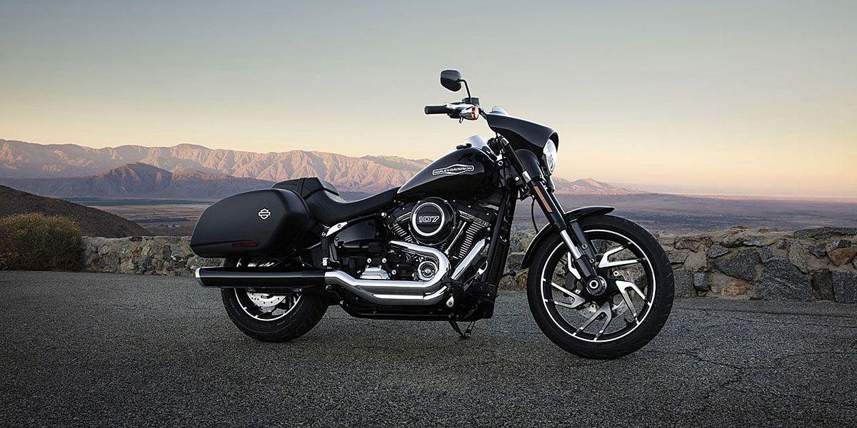 Harley-Davidson Motorcycle History