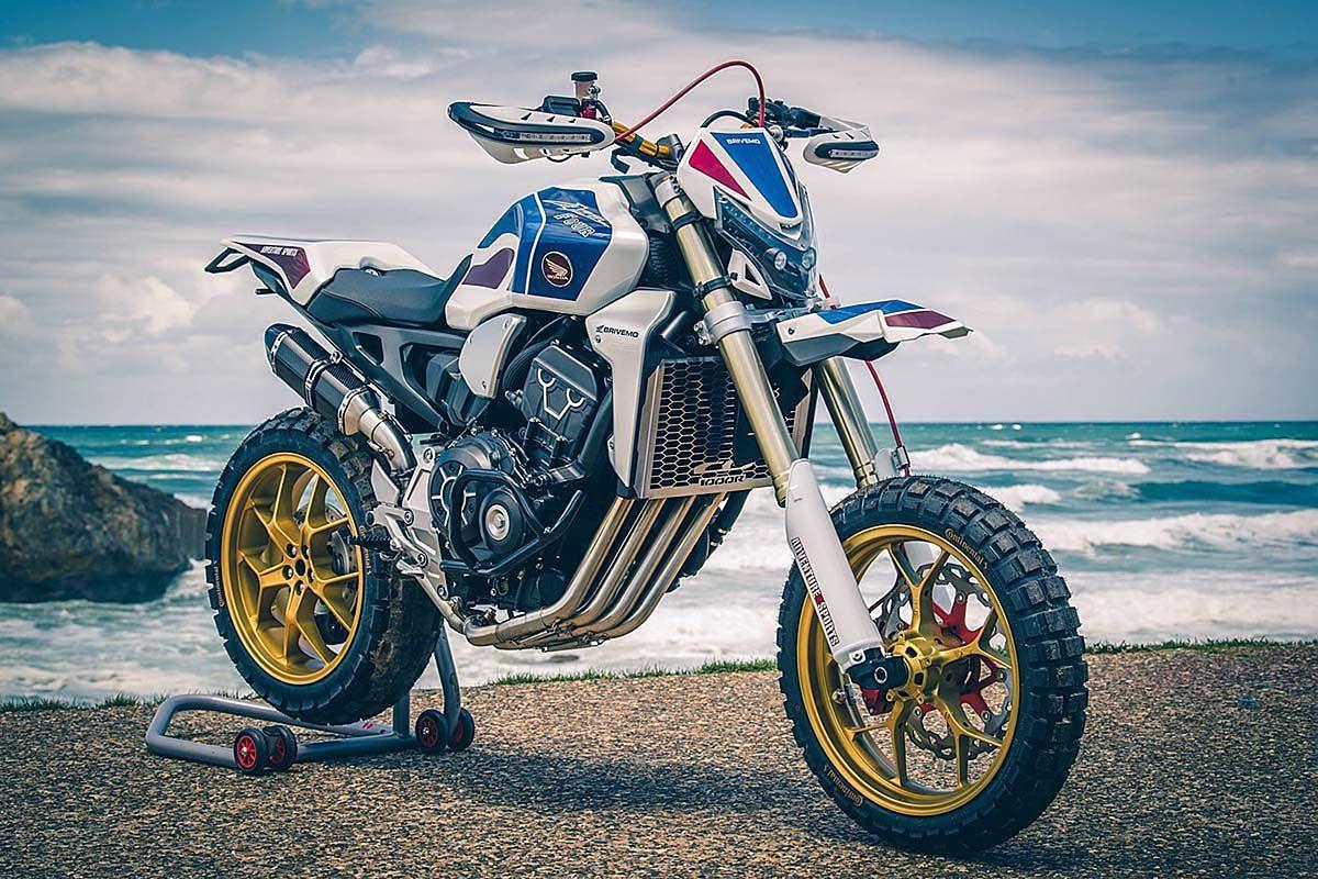 Honda Showcases 12 CB1000R Customs  at Wheels & Waves 2019