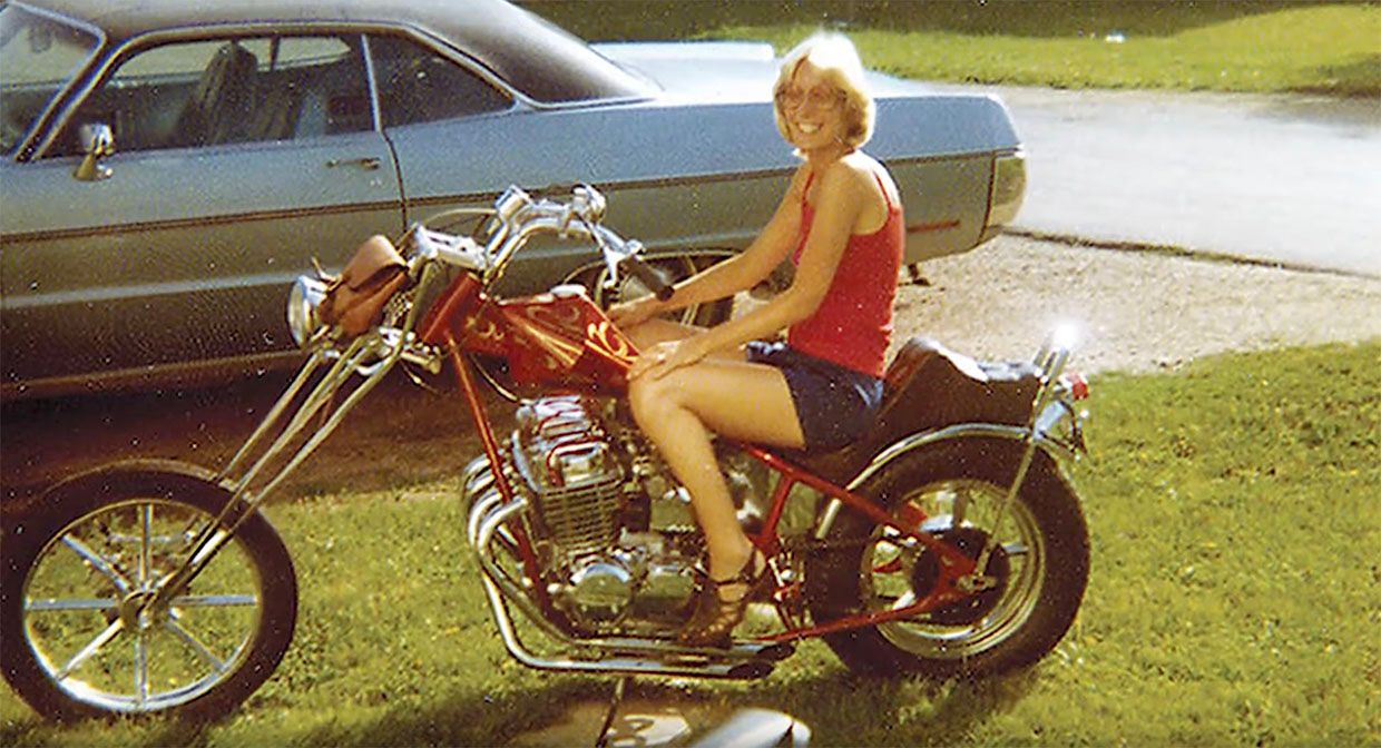 J&P Cycles' Jill Parham to be Inducted into Sturgis Hall of Fame