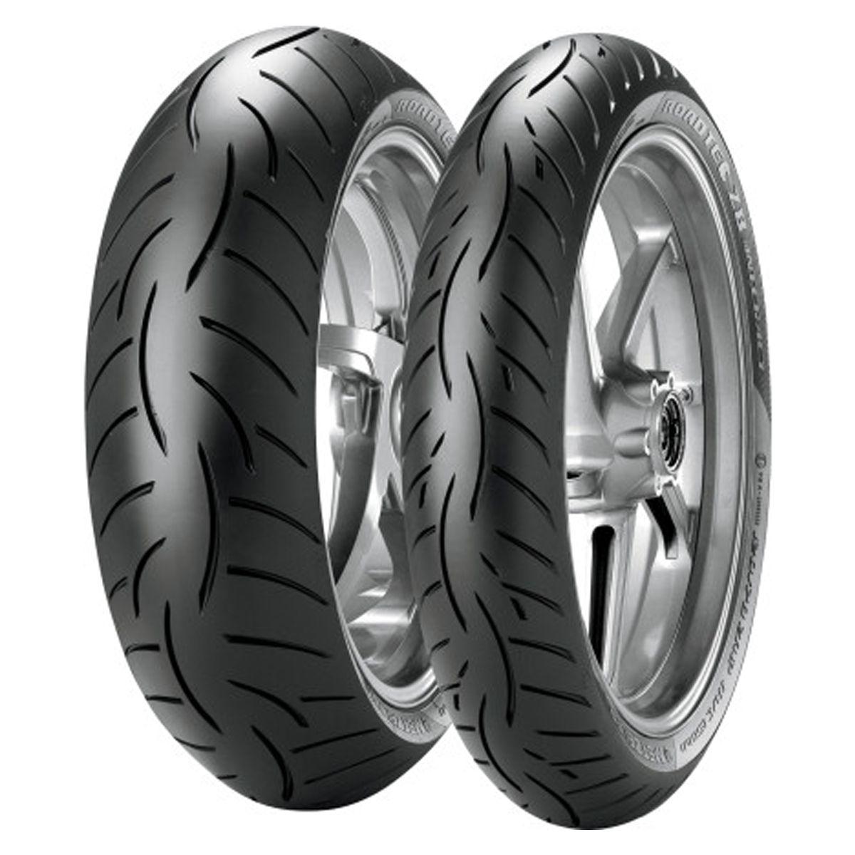 Metzeler Roadtec Interact Z8 Tire Review