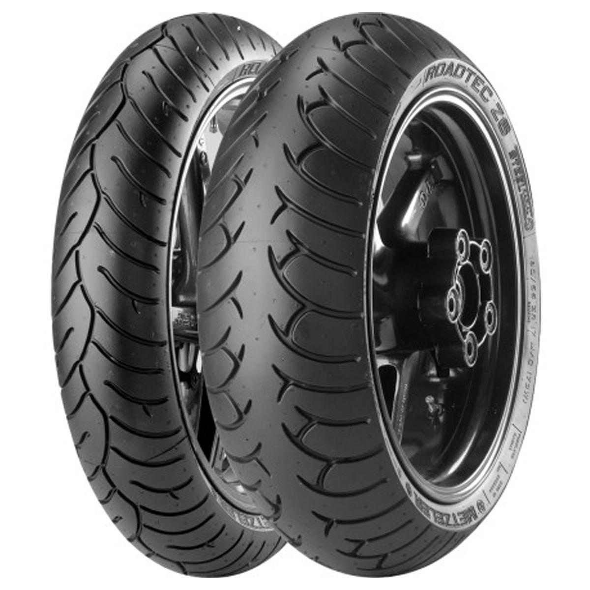 Metzeler Roadtec Z6 Interact Tire Review