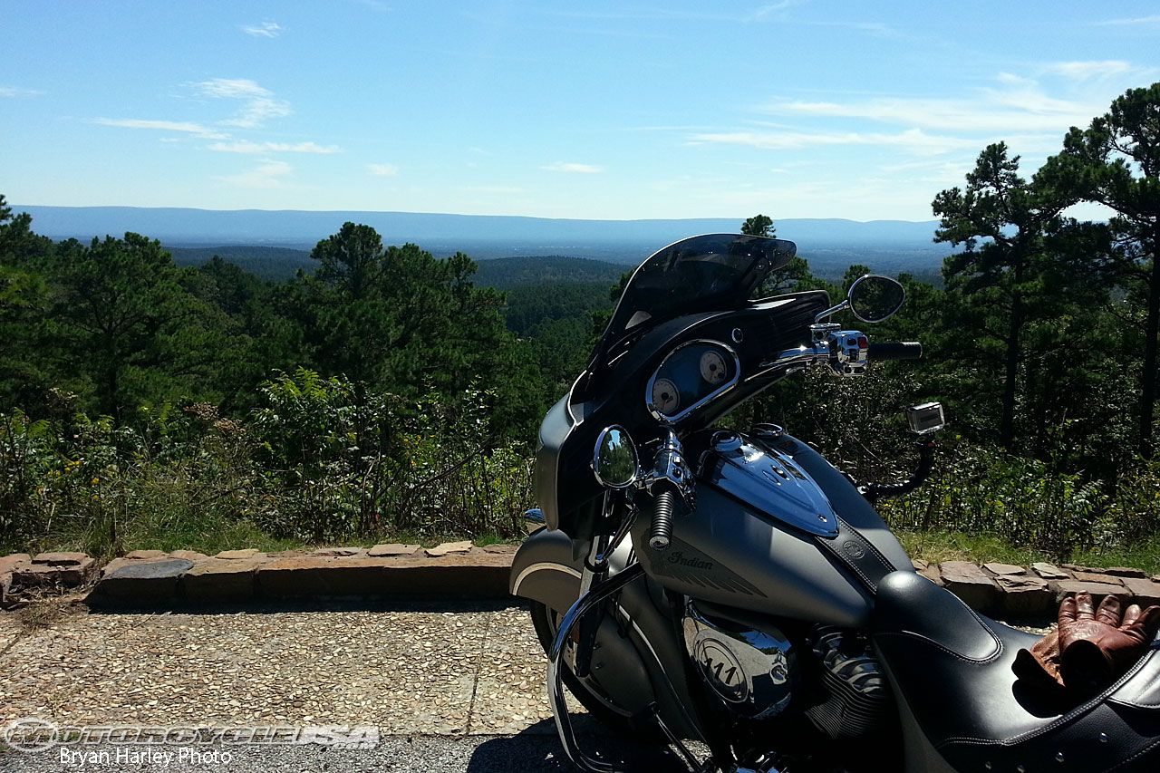 2016 Indian Chieftain First Ride Review