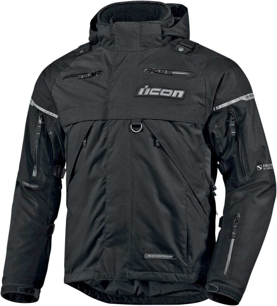 Icon Patrol Waterproof Jacket Review