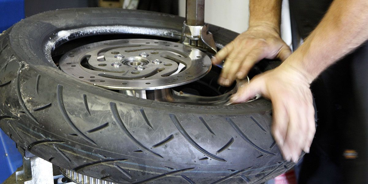 Motorcycle Tires Product Guide