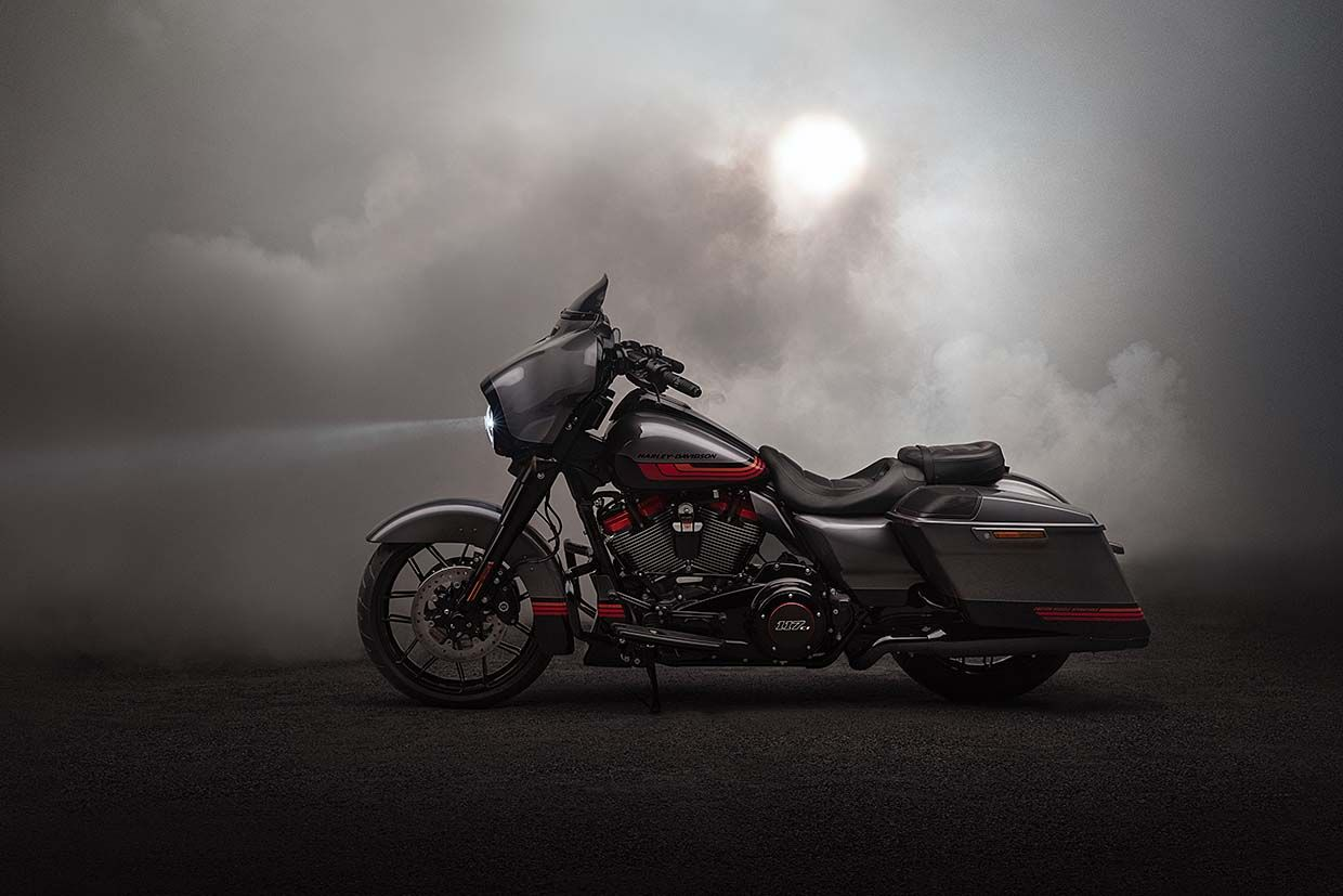 2020 Harley-Davidson Motorcycles First Look