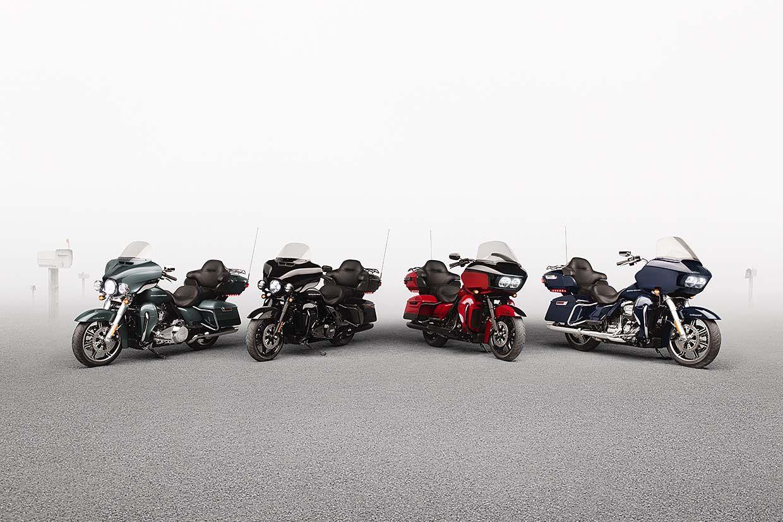2020 Harleys Unveiled at Annual Dealer Meeting on Countersteer