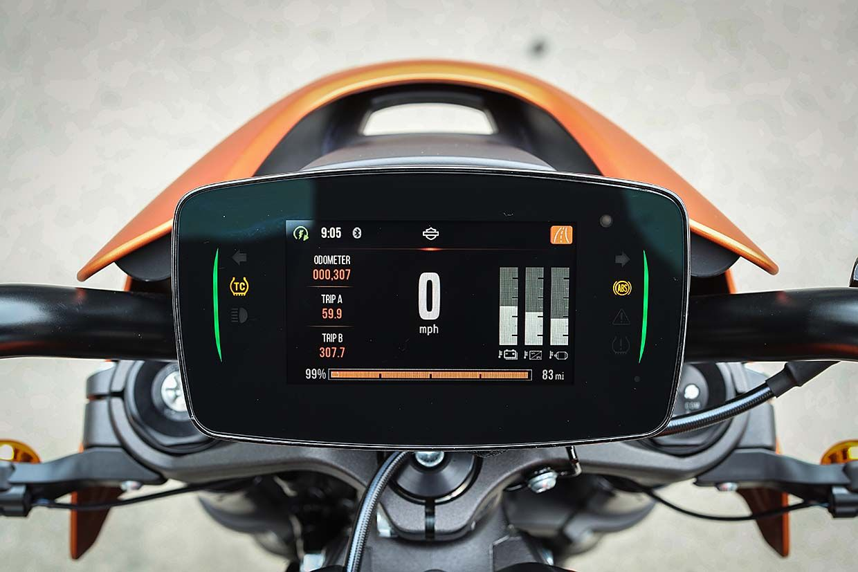Harley Launches Reflex Defensive Rider Systems on 2020 CVO, LiveWire and Trike Models