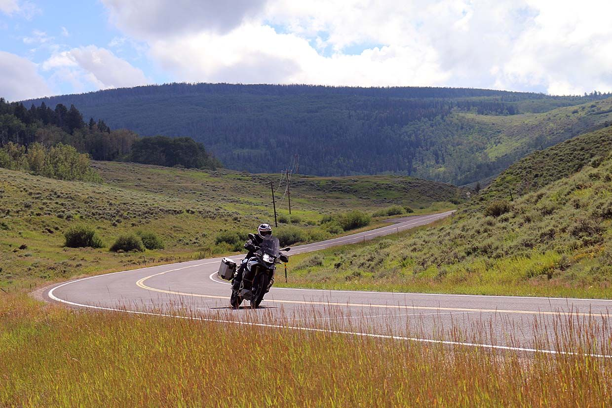The Long Way to Sturgis 2019