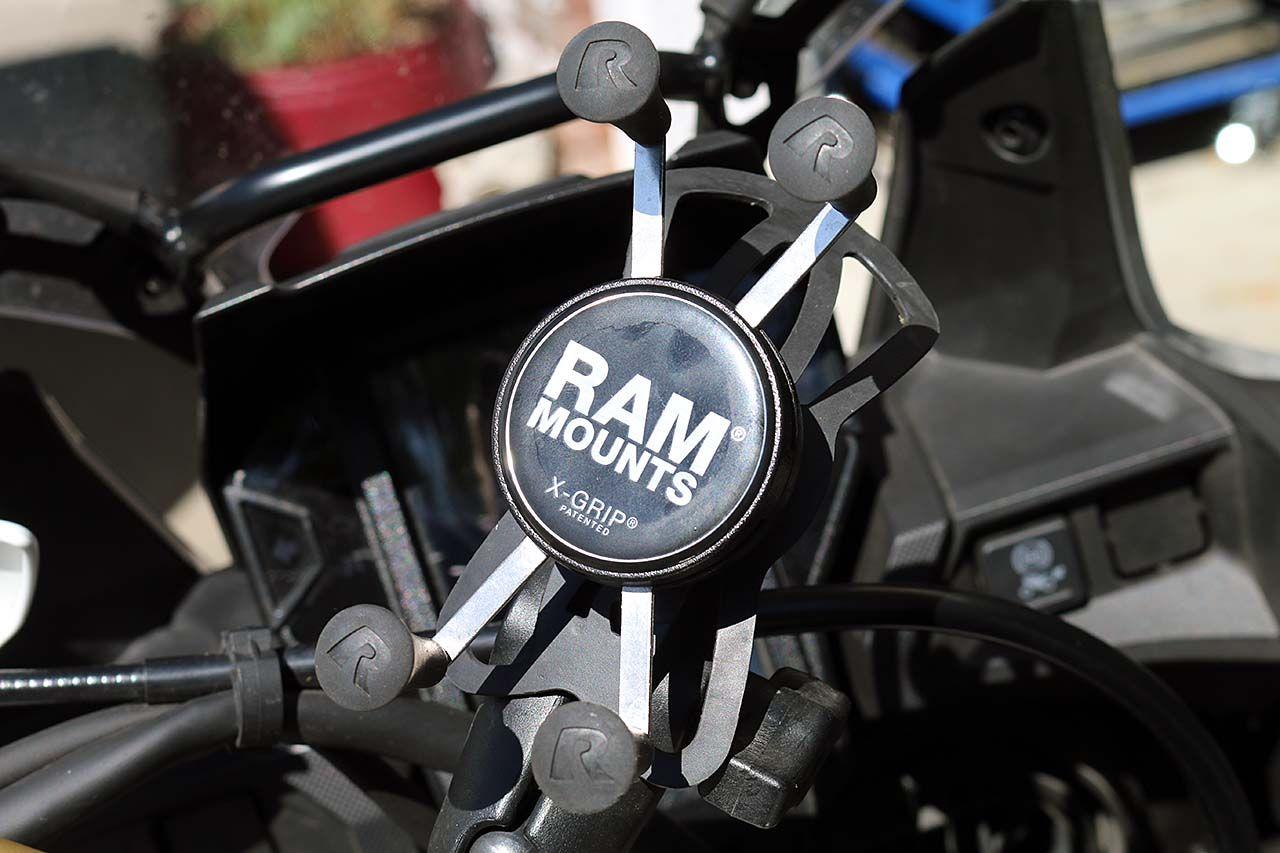Motorcycle Phone Mount Comparison