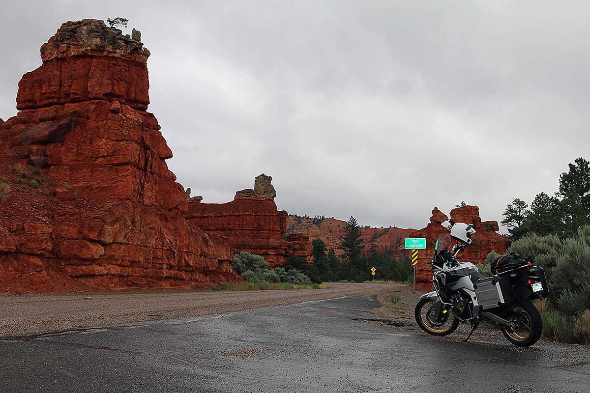 Road to Sturgis on the 2019 Honda Africa Twin Adventure Sports