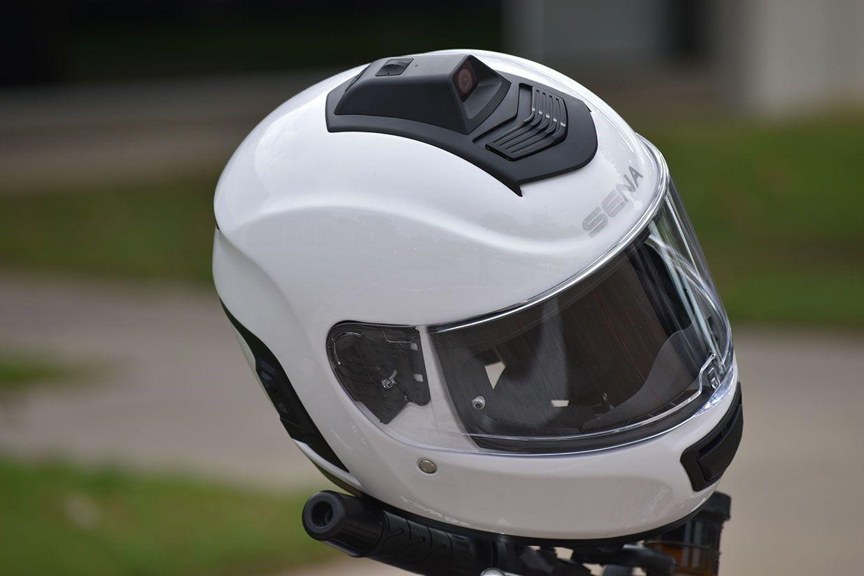 Sena Momentum INC-Pro Bluetooth Motorcycle Helmet with Camera Review