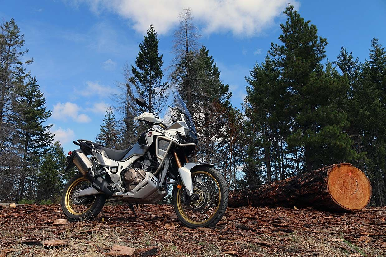 Ghost Towns, Fire Lookouts, Sturgis: 2019 Honda Africa Twin Adventure Sports Review