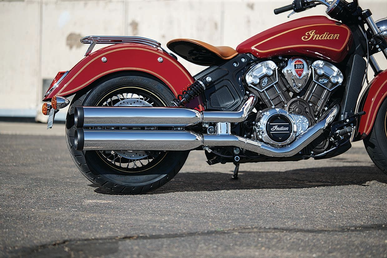 2020 Scout Bobber Twenty and 2020 Scout 100th Anniversary