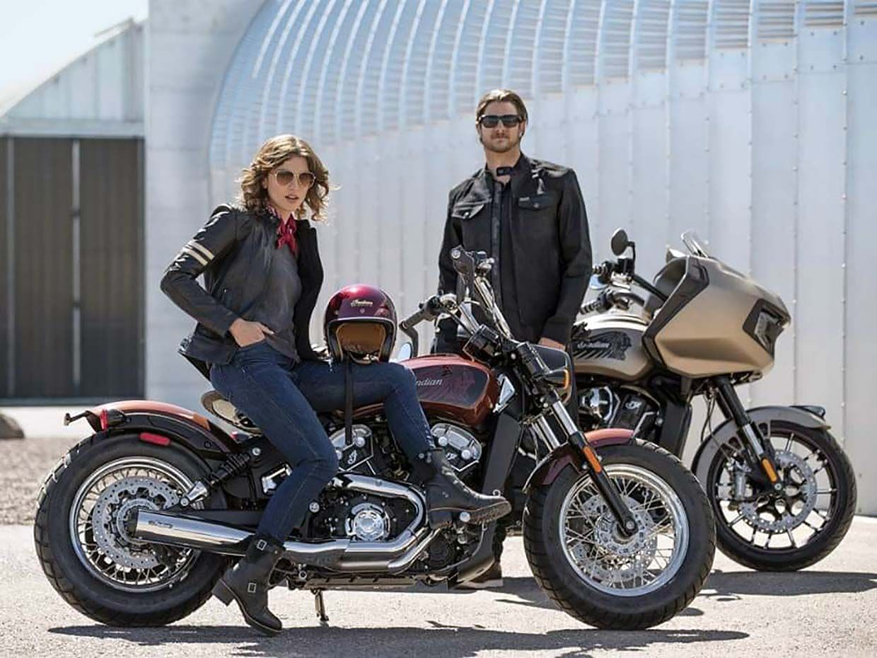 New Indian Motorcycle Challenger
