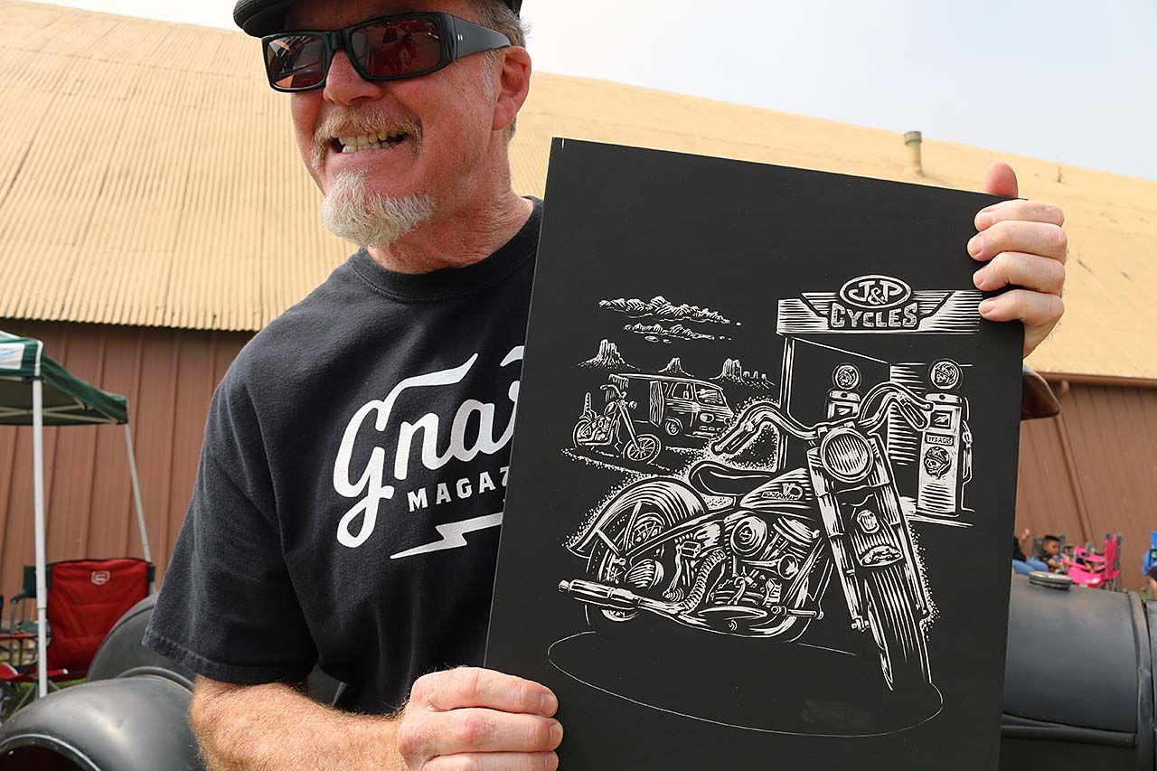 J&P Cycles Artist Series Spotlight – BOMONSTER