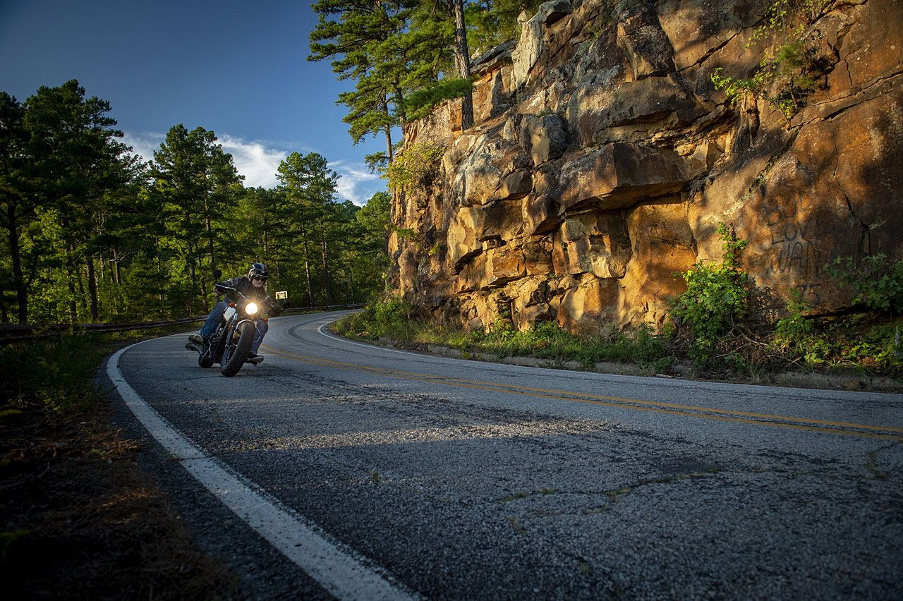 Best Fall Motorcycle Rides