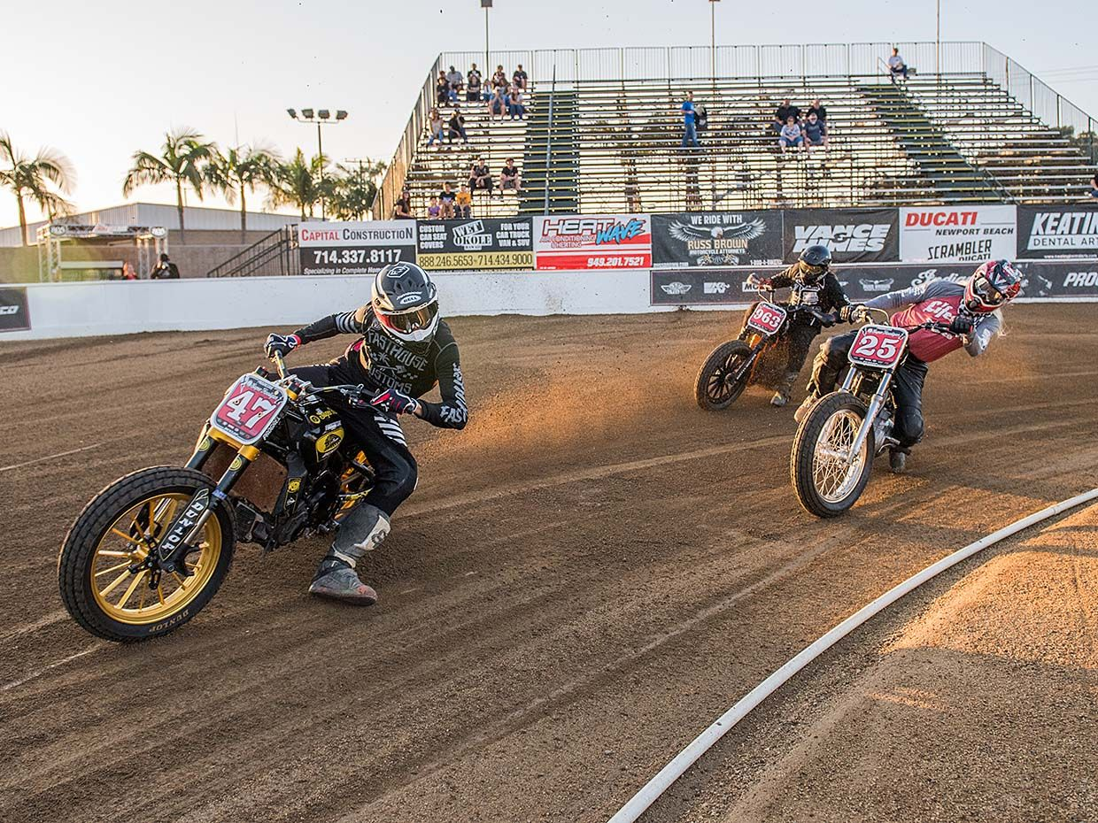 RSD Super Hooligans Crash and Bash in Costa Mesa for Round 9 of Heavy Bike Racing