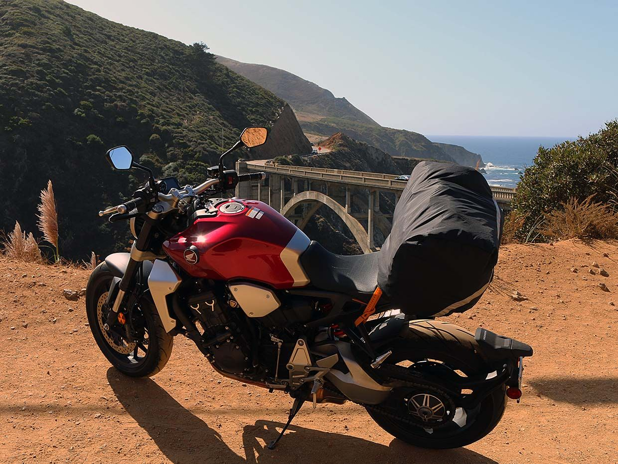 Highway 1 Revisited: California Cruising on the 2019 Honda CB1000R