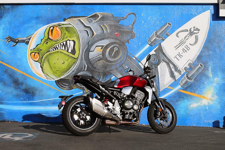 2019 Honda CB1000R Review