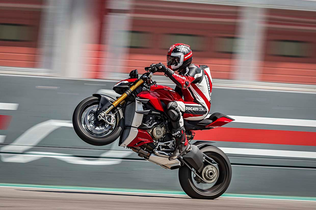 2020 Ducati Streetfighter V4 First Look and Specs