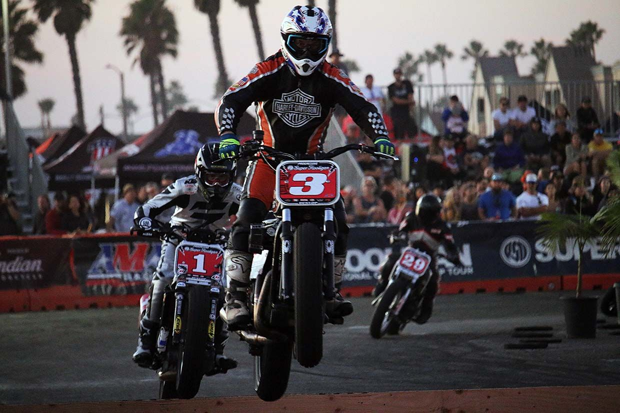 Super Hooligan Champions Crowned at 3rd Annual Moto Beach Classic
