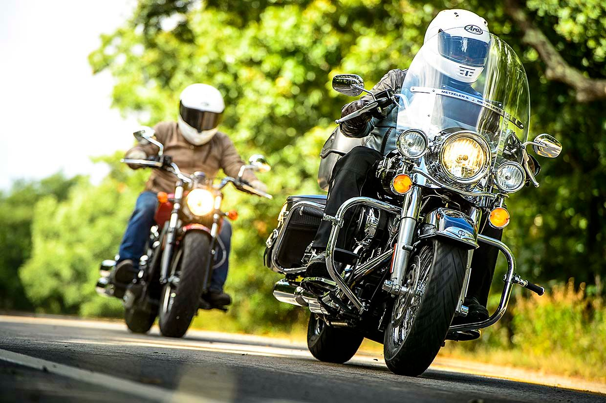 How to Return to Motorcycle Riding