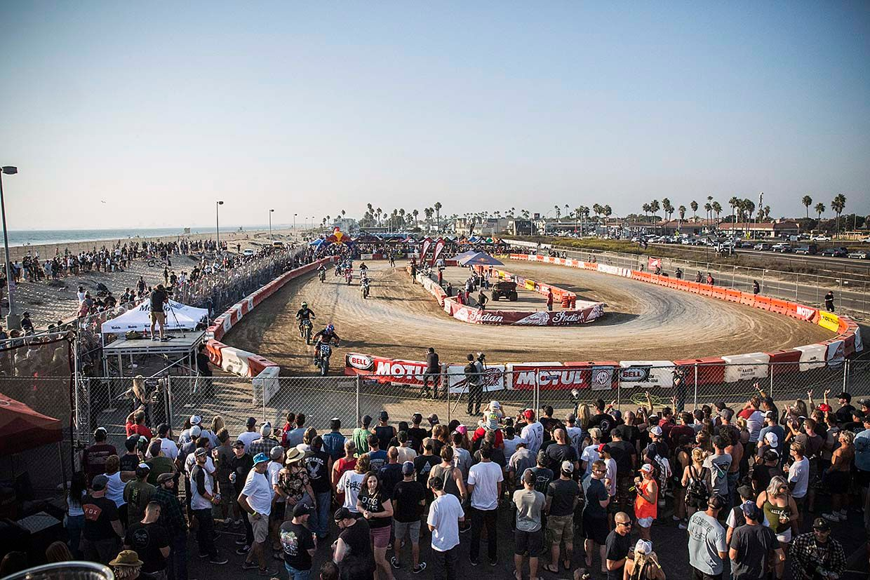 2019 RSD Super Hooligan Champion to be Crowned at Moto Beach Classic