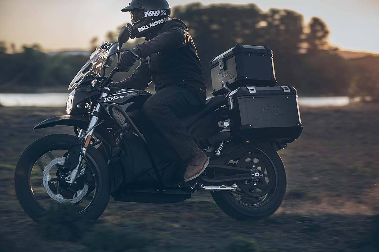 Coming to America: 2020 Zero DSR Black Forest First Look